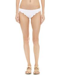 weiße Bikinihose von Marysia Swim