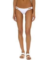 weiße Bikinihose von Vitamin A