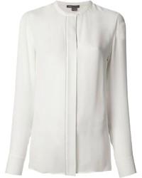 Weisse bluse mit knoepfen original 4299511