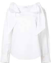 weiße Bluse von Chloé