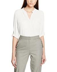 weiße Bluse von Dorothy Perkins