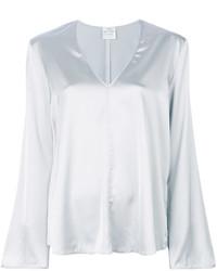 weiße Bluse von Forte Forte