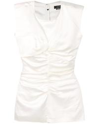 weiße Bluse von Isabel Marant