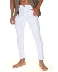 weiße enge Jeans von Bright Jeans