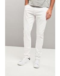 weiße enge Jeans von next