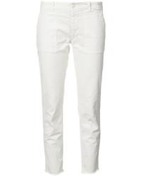 weiße enge Jeans von Nili Lotan