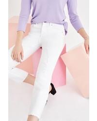weiße enge Jeans von OXXO