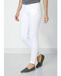 weiße enge Jeans von PADDOCK´S