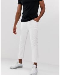 weiße enge Jeans von Religion