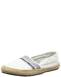 weiße Espadrilles von Pepe Jeans