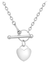 weiße Halskette von Carissima Gold