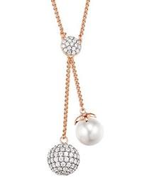 weiße Halskette von Esprit