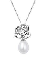 Weiße Halskette von Fei Liu Fine Jewellery