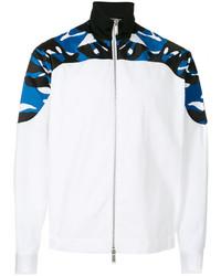 weiße Jacke von DSQUARED2