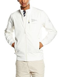 weiße Jacke von Gaastra