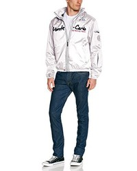 weiße Jacke von Geographical Norway