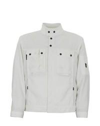 weiße Jacke von Mascot