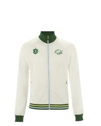 weiße Jacke von Pele Sports