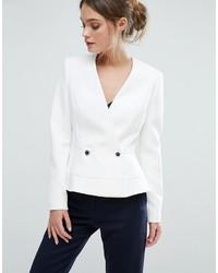 weiße Jacke von Ted Baker