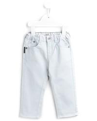 weiße Jeans von Armani Junior