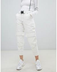 weiße Jeans von ASOS DESIGN