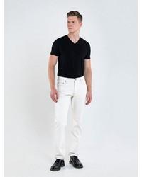 weiße Jeans von Big Star
