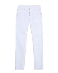 weiße Jeans von BLUE MONKEY