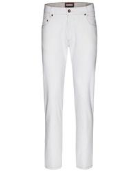 weiße Jeans von Bugatti