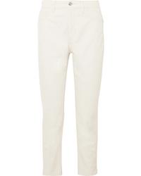 weiße Jeans von Current/Elliott