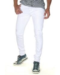 weiße Jeans von EX-PENT