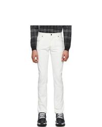 weiße Jeans von Fendi