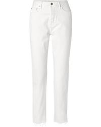 weiße Jeans von Grlfrnd