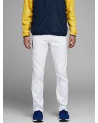 weiße Jeans von Jack & Jones