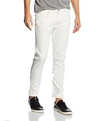 Weiße Jeans von Lee