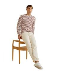 weiße Jeans von Mango Man