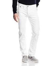 weiße Jeans von Pedro del Hierro