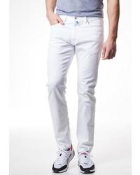 weiße Jeans von Pierre Cardin