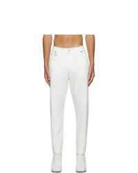 weiße Jeans von Random Identities