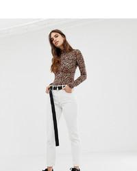 weiße Jeans von Reclaimed Vintage