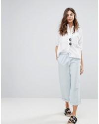 weiße Jeanshose von French Connection