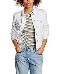 weiße Jeansjacke von s.Oliver