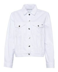 weiße Jeansjacke von Tommy Hilfiger