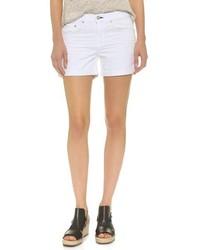 weiße Jeansshorts von Rag & Bone