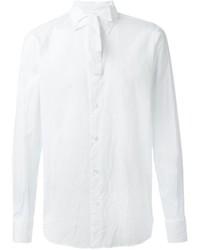 weiße Krawatte von Ann Demeulemeester