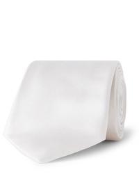 weiße Krawatte von Giorgio Armani