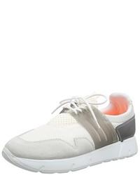 weiße niedrige Sneakers von Blauer USA