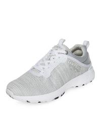 weiße niedrige Sneakers von Camp David