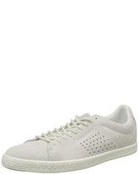 weiße niedrige Sneakers von Le Coq Sportif