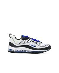 weiße niedrige Sneakers von Nike