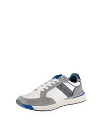 weiße niedrige Sneakers von s.Oliver